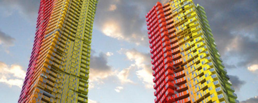 Des gratte-ciel pour désengorger les bidonvilles de Mumbai